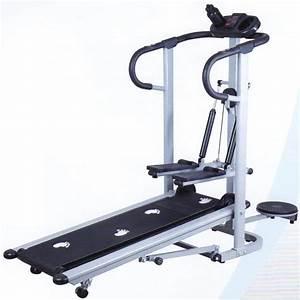China 3-way Manual Treadmill
