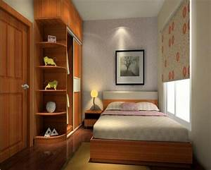 Inside of beautiful small houses small minimalist house for Design for small bedroom modern