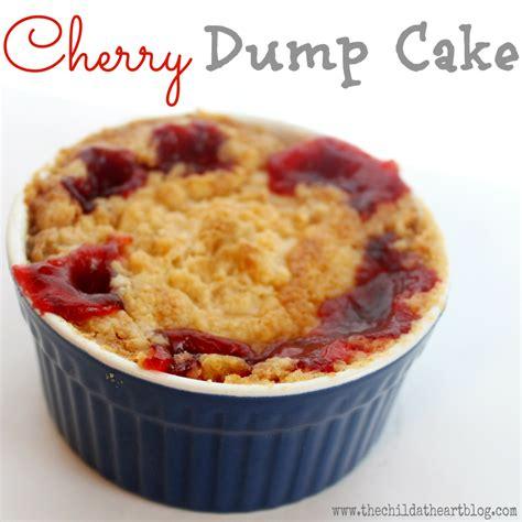 dump cake recipes cherry dump cake