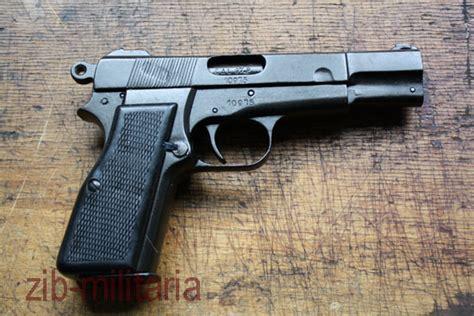 Wh Pistol 640(b)  Fn High Power, Pistol Model