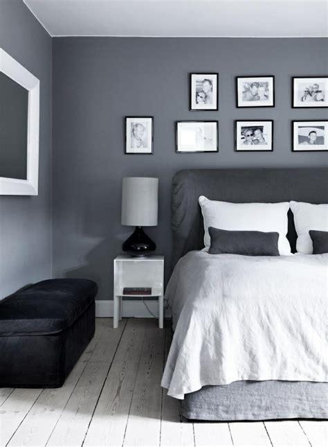graue wand schlafzimmer 52 tolle vorschl 228 ge f 252 r schlafzimmer in grau archzine net