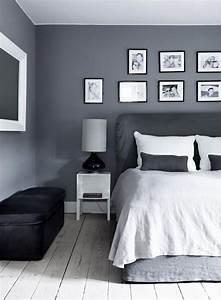 Bilder Für Schlafzimmer Wand : 52 tolle vorschl ge f r schlafzimmer in grau ~ Sanjose-hotels-ca.com Haus und Dekorationen