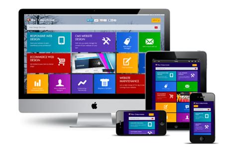 Web Design   Amfahtech Ltd