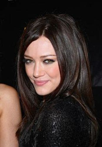 hilary duff hairstyles blonde hair color highlights