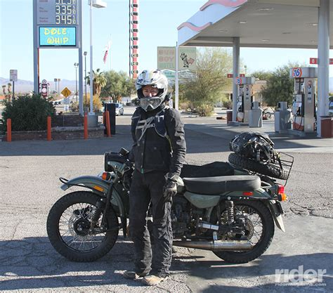 Ural Gear Up Backgrounds by La Barstow Vegas On A 2wd Ural