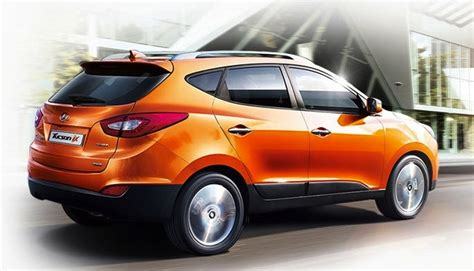 hyundai suv ix35 hyundai ix35 new look for compact korean suv photos caradvice