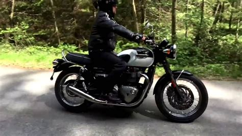 Triumph Bonneville T120 Modification by Remus Sound Triumph Bonneville T120 Mod 2016