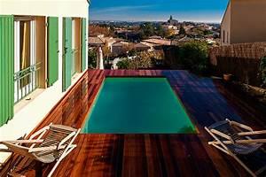 Mini Piscine Enterrée : mini piscines bois petite piscine bois bluewood ~ Preciouscoupons.com Idées de Décoration