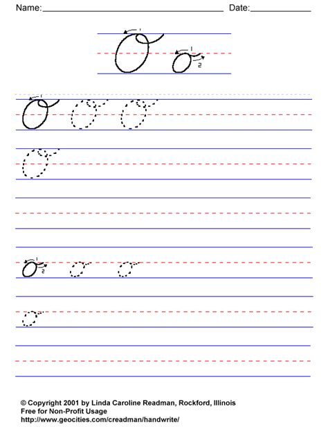 basic handwriting  kids cursive alphabets  numbers