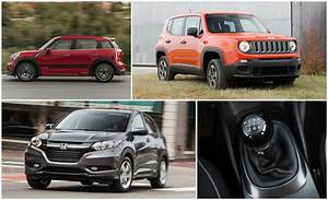 Row Your Own  The 12 Crossovers And Suvs You Can Still Get