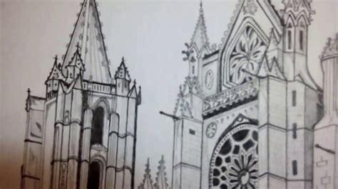 catedral dibujo youtube