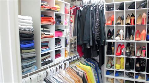 peakmill s closet tour 2014 how i organize my clothes