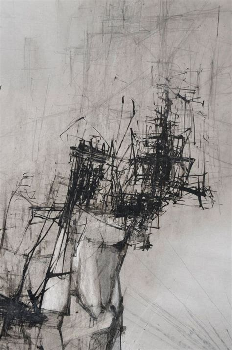 modern charcoal drawings best 20 abstract charcoal ideas on