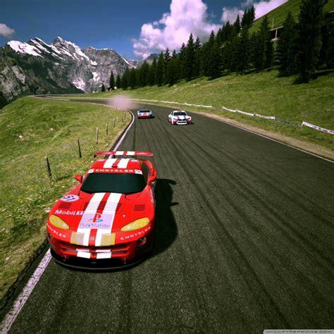 Gran Turismo 6 Dogde Viper Race Car 4k Hd Desktop