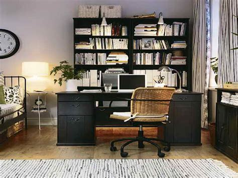 Home Office With Ikea Ikea Home Office Furniture Ideas