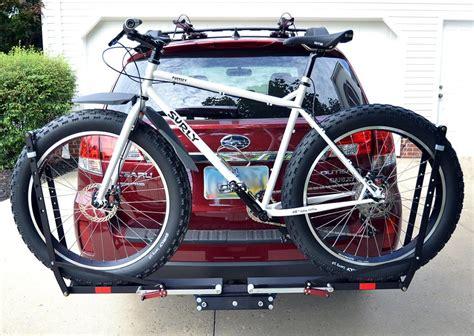 racks car  fat bikes