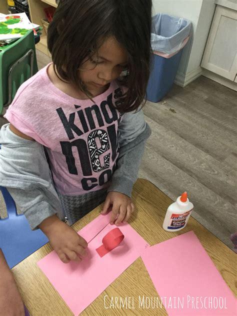 paper sculptures mountain preschool 395 | image5