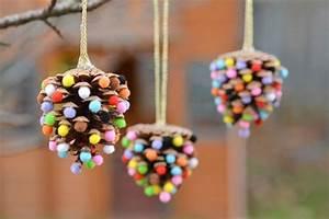 Basteln Kindern Weihnachten Tannenzapfen : kreativ im advent 13 ideen f rs weihnachtsbasteln mit kindern ~ Whattoseeinmadrid.com Haus und Dekorationen