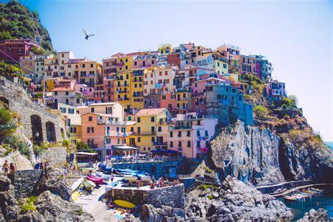 visiter les cinque terre en italie petit coin de paradis