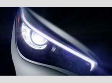 Infiniti Shows off Upcoming Q50's Headlight – Car News
