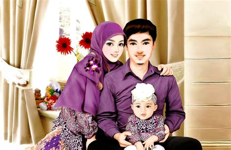 gambar anime islam romantis 24 gambar kartun romantis keren terbaru 2018 gambar pedia