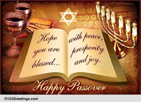 happy passover   happy passover ecards