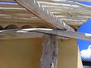 Tronc Bois Flotté : pergola en bois flott pergola en bois flott en 2019 pinterest pergola bois pergola et bois ~ Dallasstarsshop.com Idées de Décoration