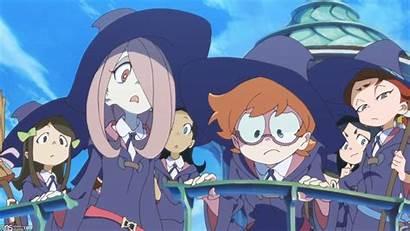 Anime Witch Academia Homework Doing Michiru Shimada