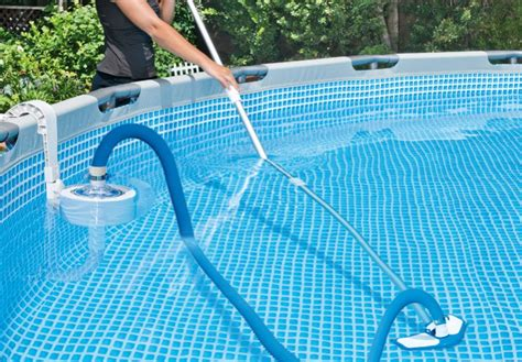 intex pool set spa deluxe vacuum hose 1 1 2in intex