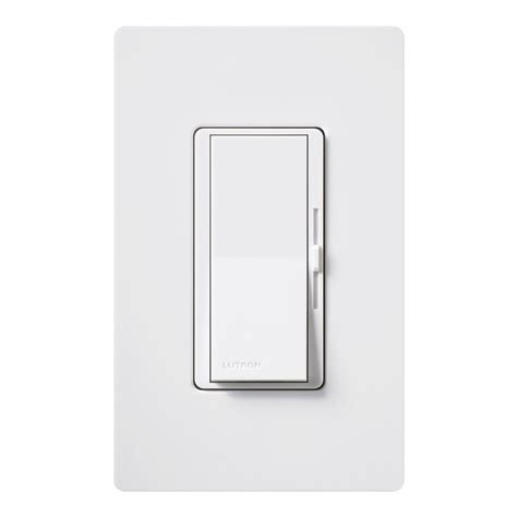 Lutron Diva Dimmer Switch For Dimmable Led Halogen