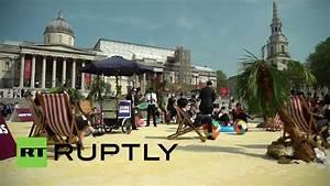 UK: Trafalgar Square transformed into 'tax haven' in ...