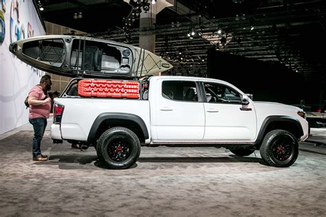 competidores toyota tacoma trd pro   chevrolet