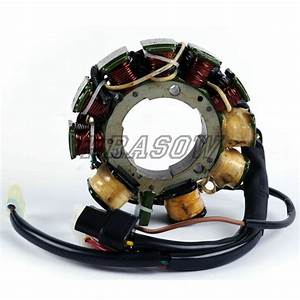 Stator Coil For Arctic Cat Snowmobile Zr 600 Efi Le 98