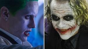 Joker Makeup: Jared Leto and Heath Ledger's Artists Speak ...