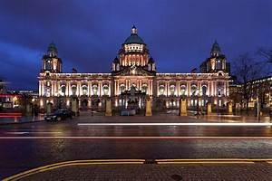 Belfast City Hall Belfast  Northern Ireland