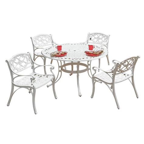trex outdoor furniture monterey bay classic white 5