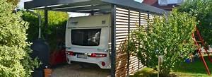 Dachbelag Für Carport : carport f r wohnwagen xr35 hitoiro ~ Michelbontemps.com Haus und Dekorationen