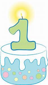 Kuchen 1 Geburtstag Mädchen : 1 geburtstag blauer kuchen vektor abbildung illustration von feuer blau 12042976 ~ Frokenaadalensverden.com Haus und Dekorationen