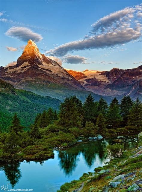 The Swiss Alps Switzerland Voyage Pinterest Alps