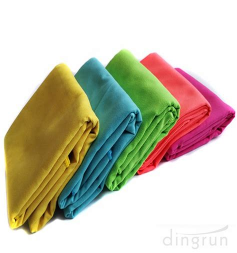 Polyester Suede Microfiber Travel Towel,microfiber Travel