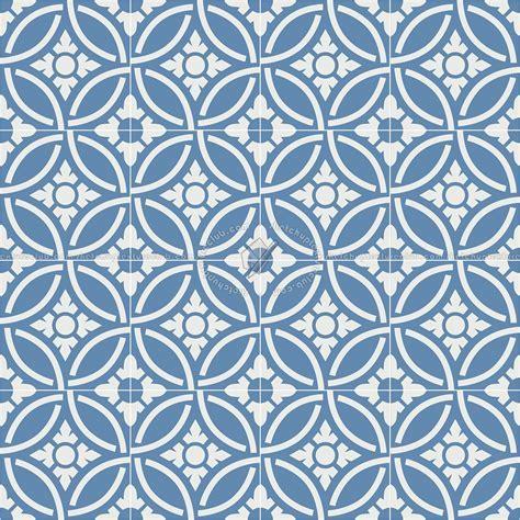 Victorian cement floor tile texture seamless 13664