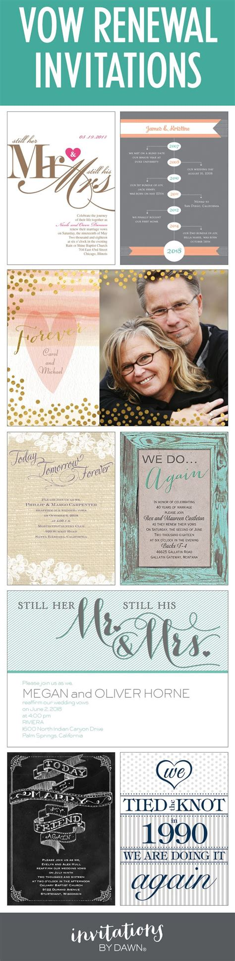 a guide to vow renewal etiquette anniversaries