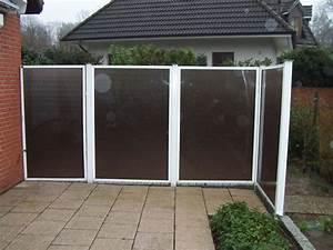 Windschutz fr balkon aus plexiglas das beste aus for Windschutz terrasse plexiglas