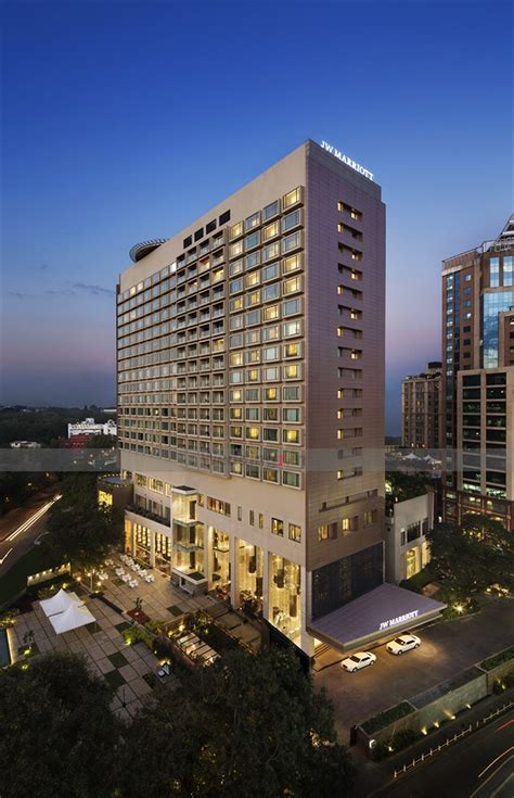 jw marriott hotel ashok nagar bangalore banquet hall wedding lawn weddingz in