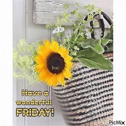 Sunflower Friday Basket Wonderful