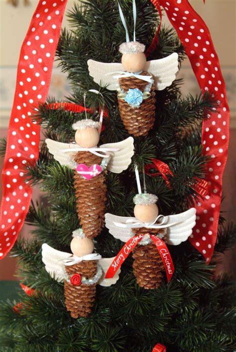 weihnachtsschmuck selber basteln 30 diy weihnachtsschmuck ideen zum nachbasteln