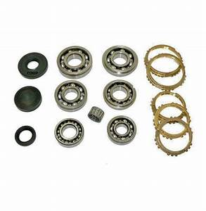 Geo Tracker Suzuki Sidekick 5 Speed Rebuild Kit New 1987