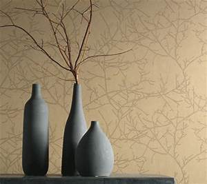 Modern Wallpaper Patterns Trees And Branches