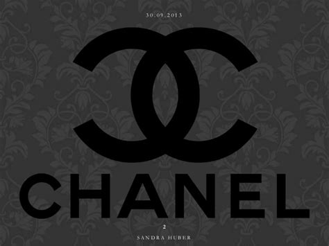 siege social chanel chanel ppt