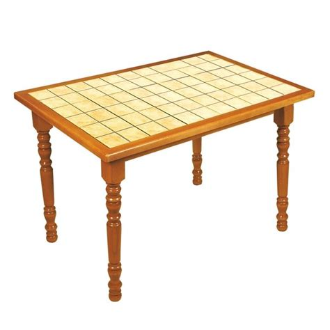 table de cuisine carrel馥 table cuisine carrelee 23 easyas info